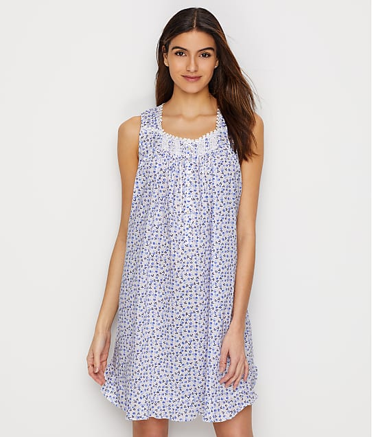 Eileen West: Floral Woven Chemise