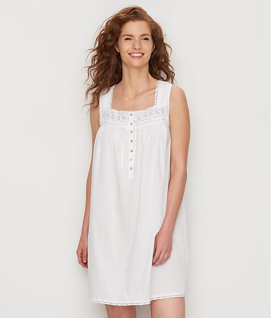 Eileen West: Point Reyes Woven Chemise