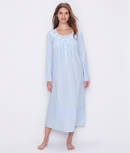 Eileen West: Poetic Woven Nightgown