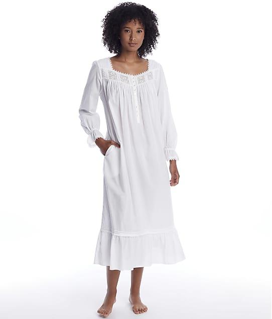 Eileen West: Pearl Ballet Woven Nightgown