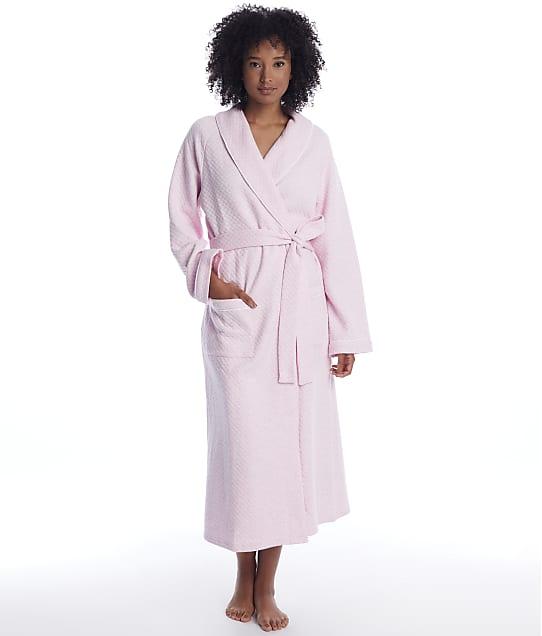 Eileen West: Diamond Quilt Ballet Knit Robe