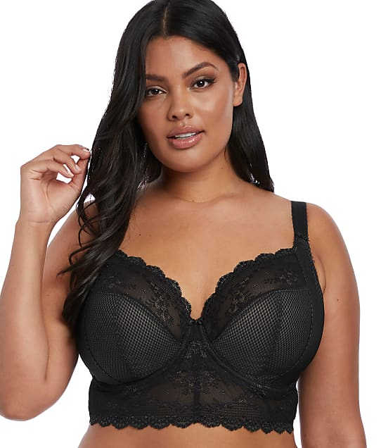 Elomi: Charley Side Support Longline Bra