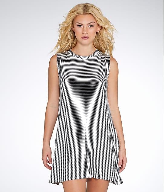 Elan: High Neck Cover-Up Dress