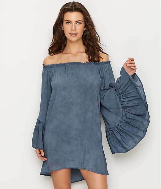 Elan: Bell Sleeve Cover-Up