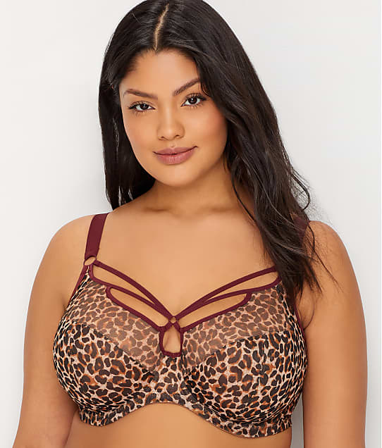 Elomi: Sachi Side Support Cage Bra