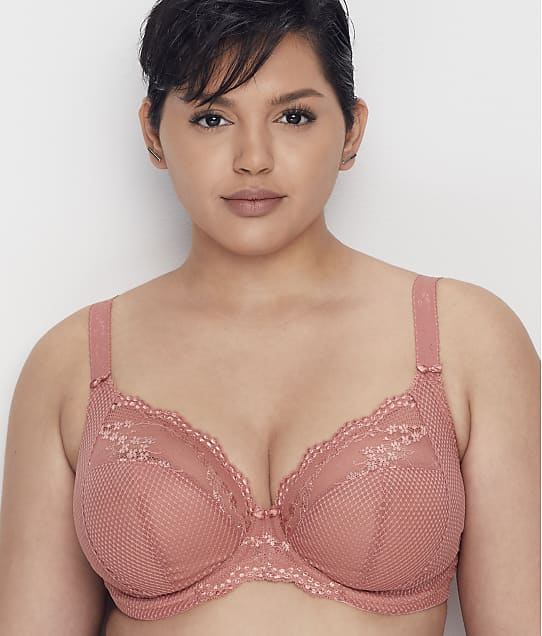 Elomi: Charley Side Support Plunge Bra