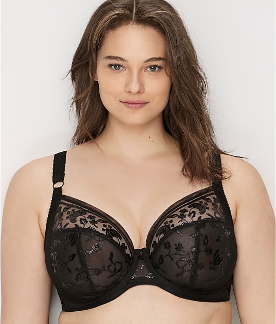 Elomi: Roxanne Side Support Plunge Bra