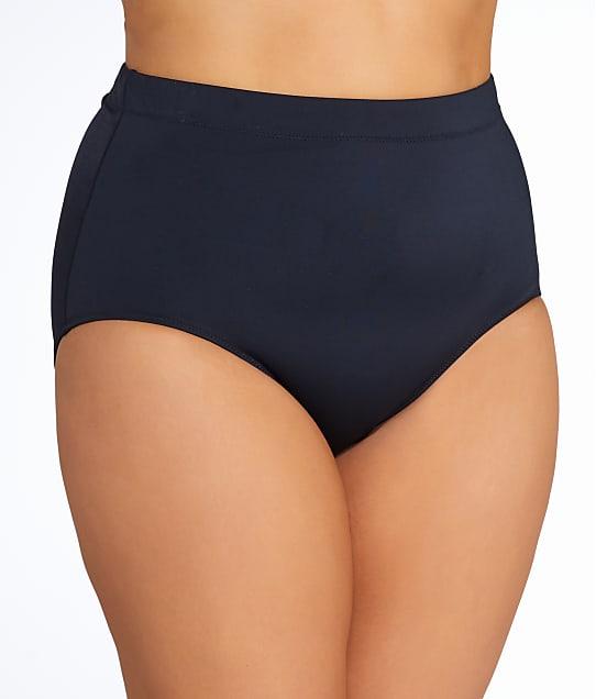 Elomi: Plus Size Essentials Classic Shaping Bikini Swim Bottom