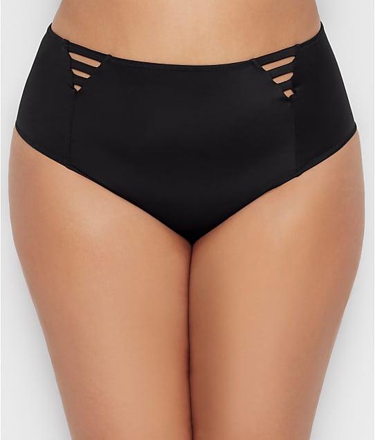 Elomi: Plus Size Magnetic High-Waist Bikini Bottom
