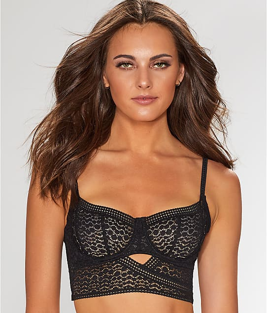 Else Lingerie: Pebble Longline Bra