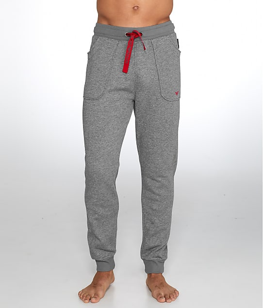 Emporio Armani: French Terry Knit Jogger Pants