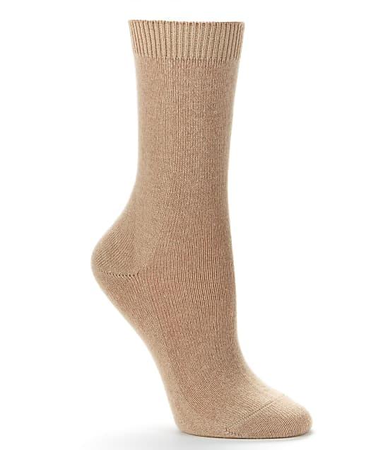 Falke Cosy Wool Socks in Camel 47548