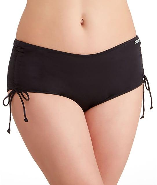 Fantasie Versailles Side Tie Bikini Bottom in Black(Front Views) FS5756