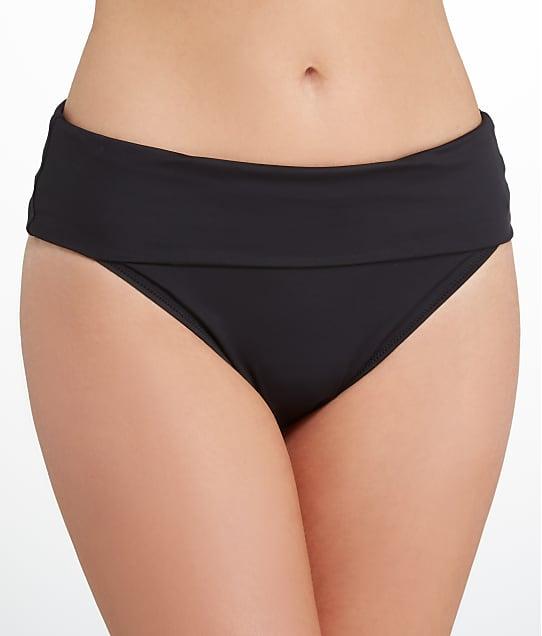 Fantasie Versailles Fold-Over Bikini Bottom in Black FS5757