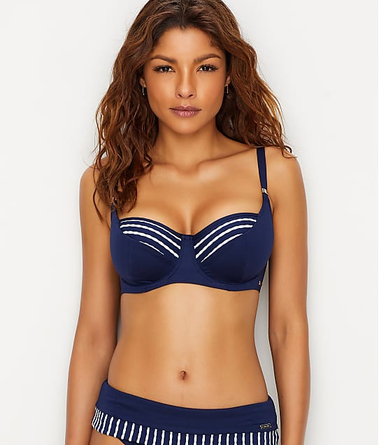 San Remo Balcony Bikini Top by Fantasie