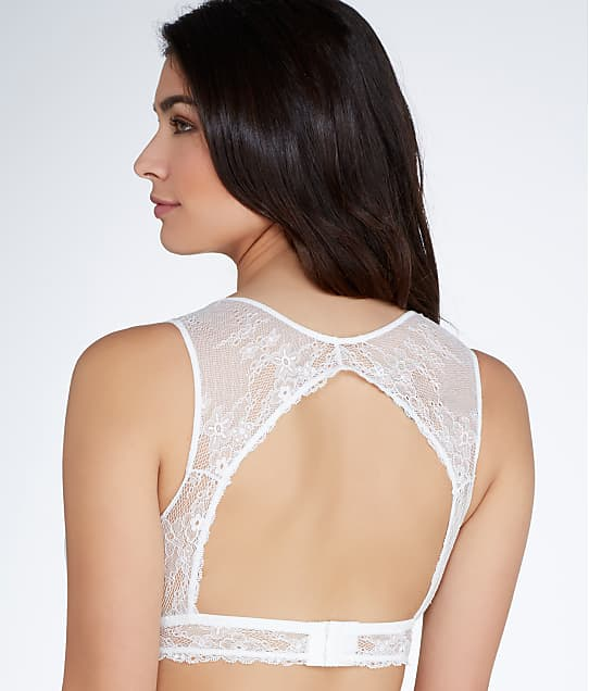 Fashion Forms: Triangle Peek-A-Boo Back Bralette