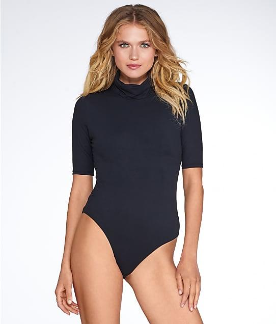 Felina: Bodyzone Turtleneck Knit Bodysuit
