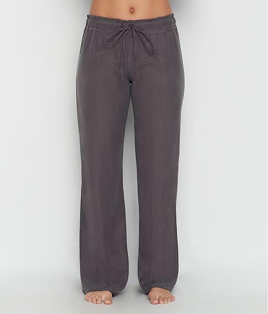 Felina: Lounge Izar Jacquard Woven Pajama Pants