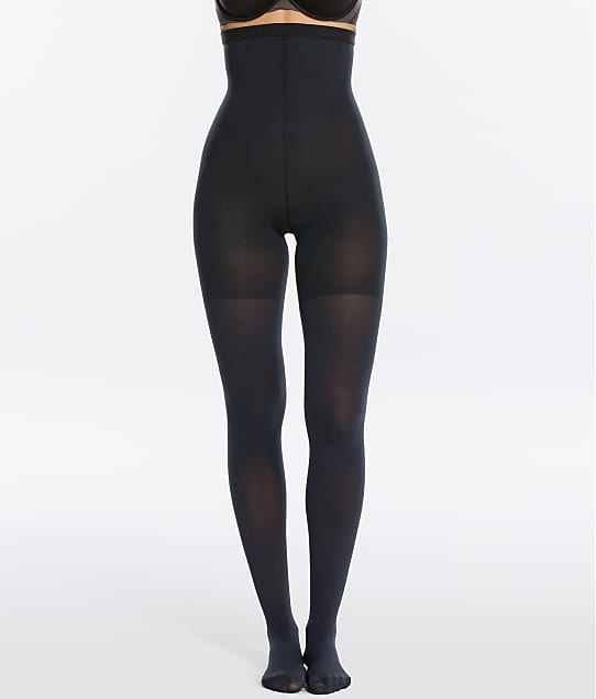 spanx luxe leg high waist tights bare necessities fh4315