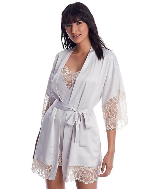 Flora Nikrooz: Gabby Charmeuse Kimono