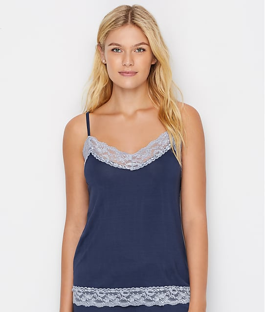 Flora Nikrooz: Lace Trimmed Modal Cami