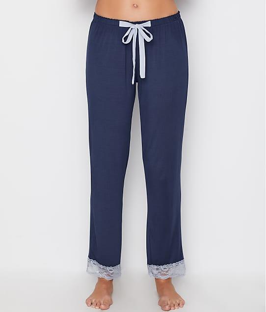Flora Nikrooz: Lace Trimmed Modal Pajama Pants