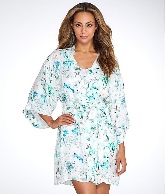 Flora Nikrooz: Delilah Woven Kimono Robe