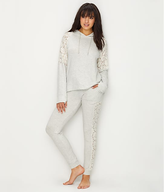 Flora Nikrooz: Harley Luxe Brushed Knit Pajama Set