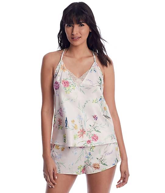 Flora Nikrooz: Gabrielle Charmeuse Cami Pajama Set