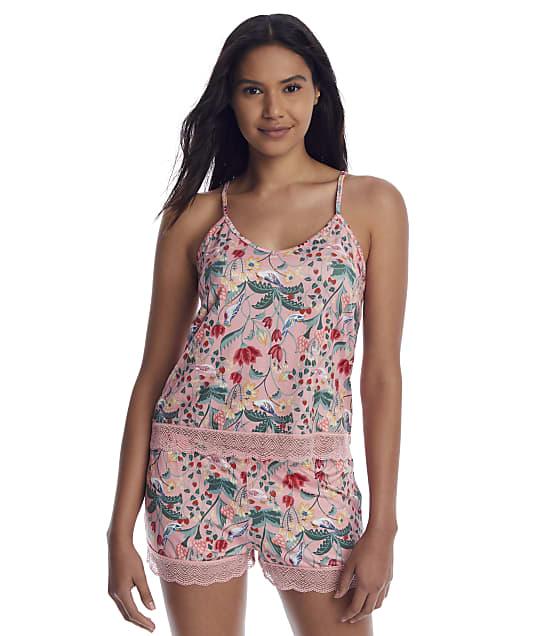 Flora Nikrooz: Zoe Printed Knit Pajama Set