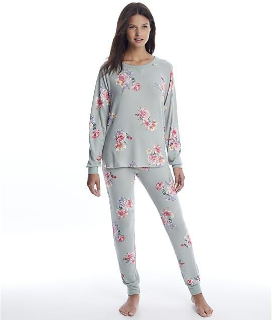 Flora Nikrooz: Maddie Hacci Knit Pajama Set