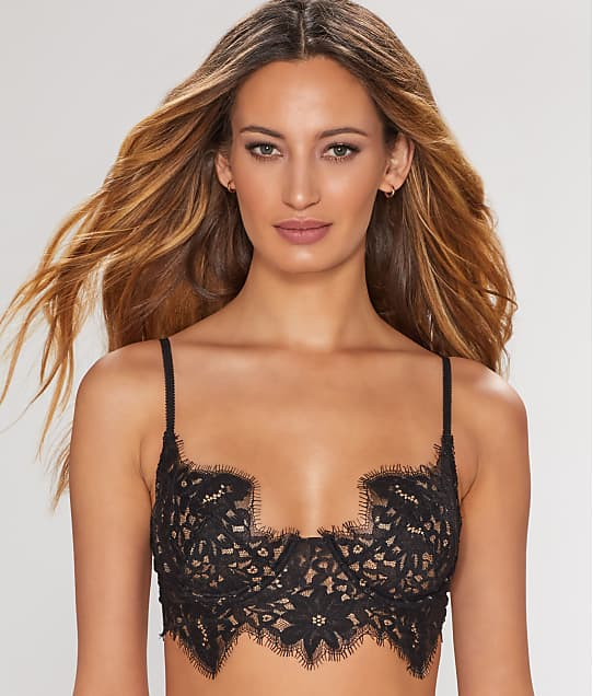 For Love & Lemons: Sage Longline Bra