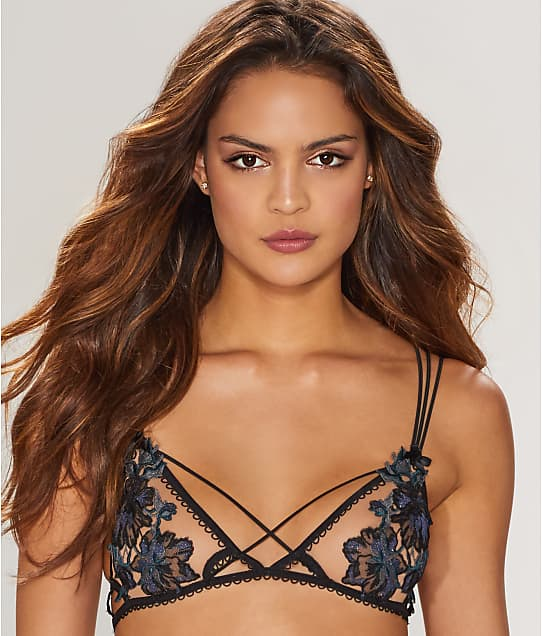 For Love & Lemons: Florette Applique Bralette