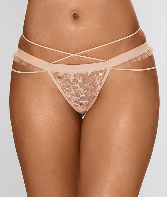 For Love & Lemons: Zodiac Strappy Thong