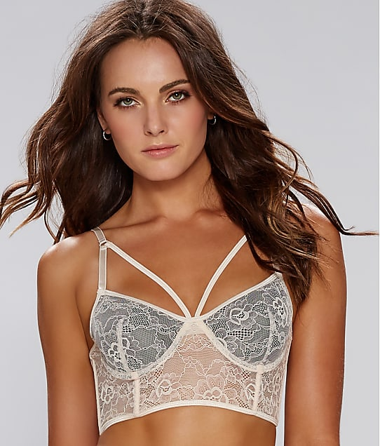 French Affair: Love You Longline Bralette