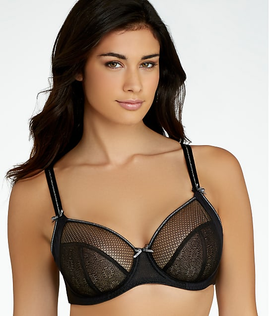 Freya: Hero Side Support Plunge Bra