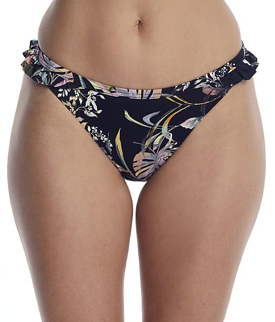Freya Tahiti Nights Rio Bikini Bottom in Black(Full Sets) AS200076