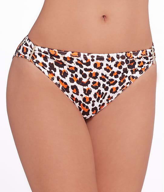 Freya: Sabor Ruched Bikini Bottom