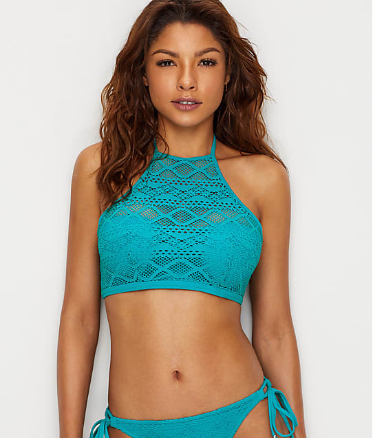 Freya: Sundance High Neck Underwire Bikini Top