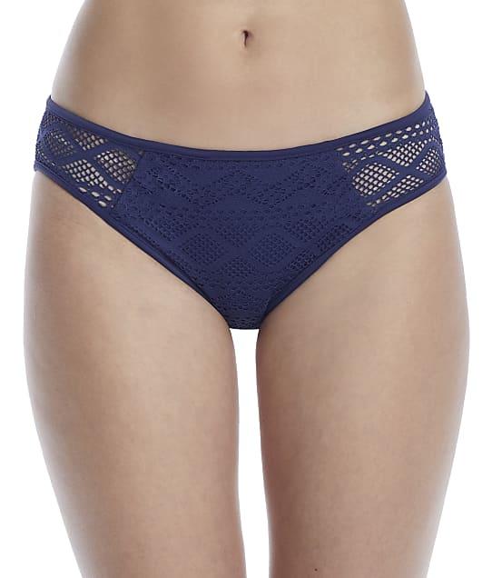 Freya Sundance Bikini Bottom in Denim(Front Views) AS3976