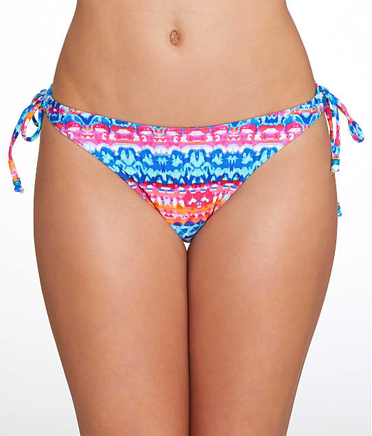 Freya: Cuban Crush Rio Side Tie Bikini Bottom