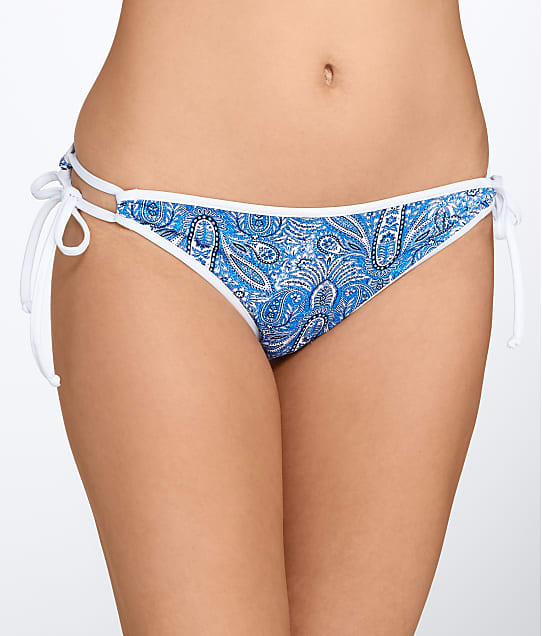 Freya: Summer Tide Side Tie Bikini Bottom