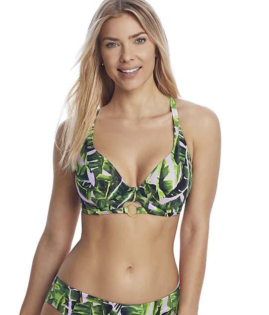 Freya: Jungle Oasis Convertible Bikini Top