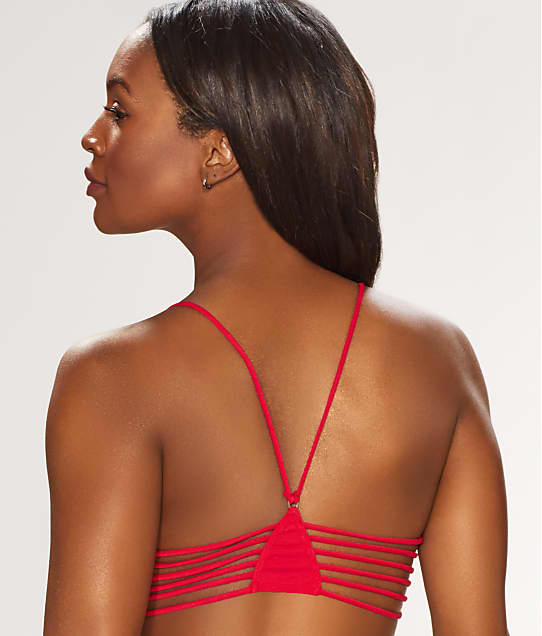 Free People: Strappy Side Bralette