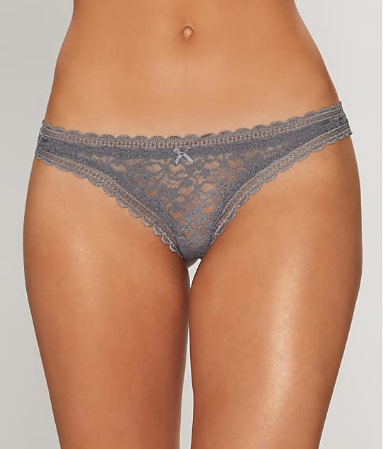 Free People: Lace Thong