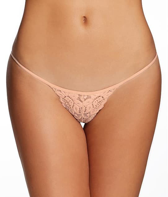 Frederick's of Hollywood: Jessica Lace Mini G-String