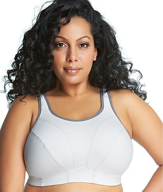 Goddess: Medium Impact Wire-Free Sports Bra