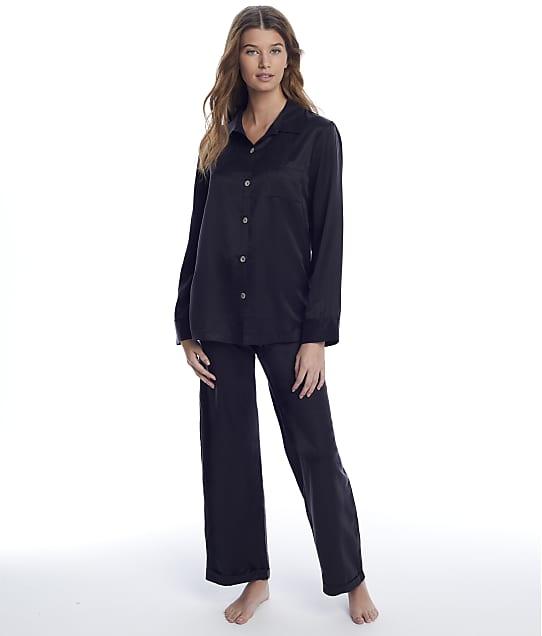 Ginia: Washable Silk Pajama Set