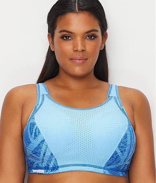 Glamorise: Elite Custom Control Wire-Free Sports Bra