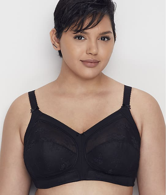 Goddess: Alice Lace Full Coverage Wire-Free Bra